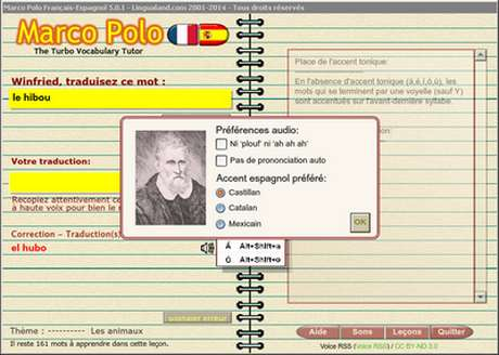 marco molo murbo spanish vocabulary tutor